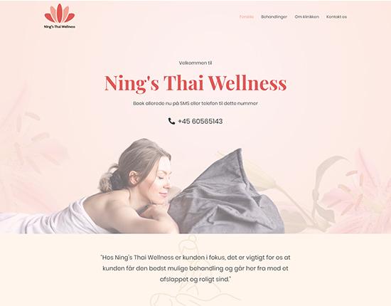 Screenshot af Ning